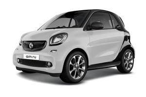 Авто Smart Fortwo, 2016 года выпуска, цена 1 213 650 руб., Москва