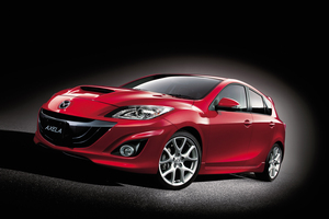 Mazdaspeed хетчбэк 5-дв.