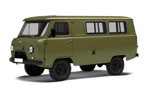 Авто УАЗ 39625, 2016 года выпуска, цена 672 490 руб., Москва