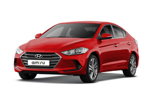 Новый автомобиль Hyundai Elantra, 2016 года выпуска, цена 1 119 900 руб., Челябинск