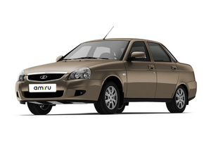 Авто ВАЗ (Lada) Priora, 2017 года выпуска, цена 448 600 руб., Нижнекамск