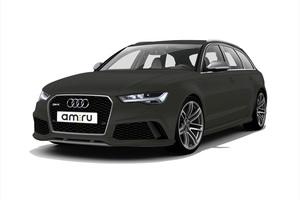 Новый автомобиль Audi RS 6, 2016 года выпуска, цена 9 337 921 руб., Екатеринбург
