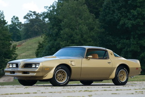 Trans Am Gold Special Edition T-Roof тарга 2-дв.