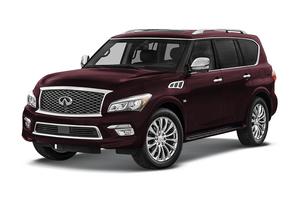 Авто Infiniti QX80, 2016 года выпуска, цена 4 270 000 руб., Москва