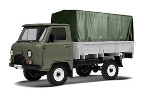 Авто УАЗ 3303, 2017 года выпуска, цена 614 000 руб., Москва
