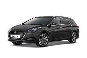 Авто Hyundai i40, 2016 года выпуска, цена 1 369 000 руб., Москва