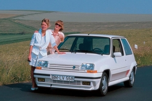 GT Turbo хетчбэк 3-дв.