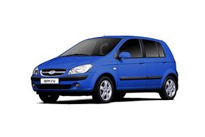 Подержанный автомобиль Hyundai Getz, хорошее состояние, 2007 года выпуска, цена 250 000 руб., Химки