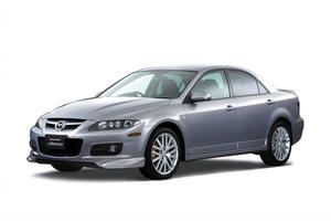 Mazdaspeed седан 4-дв.