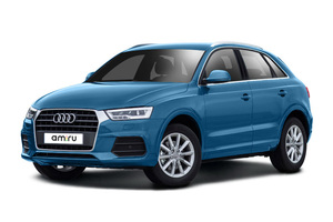 Новый автомобиль Audi Q3, 2017 года выпуска, цена 2 617 988 руб., Ростов-на-Дону
