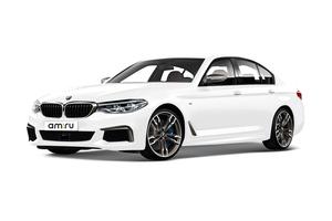 Авто BMW 5 серия, 2017 года выпуска, цена 3 251 200 руб., Москва