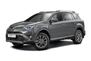 Новый автомобиль Toyota RAV4, 2016 года выпуска, цена 1 861 000 руб., Люберцы