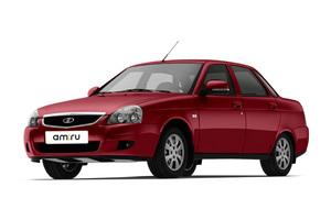 Новый автомобиль ВАЗ (Lada) Priora, 2017 года выпуска, цена 448 600 руб., Сургут
