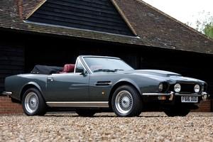 """V8 Volante """"Prince of Wales"""" кабриолет 2-дв."""