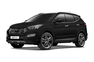 Подержанный автомобиль Hyundai Santa Fe, хорошее состояние, 2013 года выпуска, цена 1 350 000 руб., Ступино