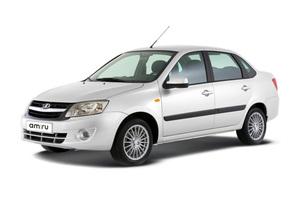 Подержанный автомобиль ВАЗ (Lada) Granta, хорошее состояние, 2013 года выпуска, цена 222 000 руб., Челябинск