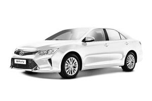 Новый автомобиль Toyota Camry, 2017 года выпуска, цена 1 710 000 руб., Люберцы