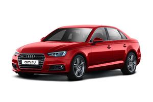Новый автомобиль Audi A4, 2017 года выпуска, цена 1 670 000 руб., Москва