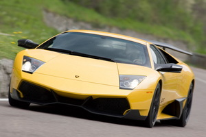 LP670-4 SuperVeloce купе 2-дв.