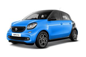 Авто Smart Forfour, 2016 года выпуска, цена 1 318 460 руб., Москва
