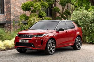 Land Rover Discovery Sport Кроссовер