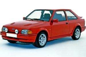 RS Turbo хетчбэк 3-дв.