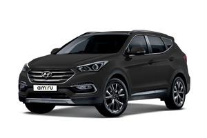 Авто Hyundai Santa Fe, 2016 года выпуска, цена 2 264 000 руб., Санкт-Петербург