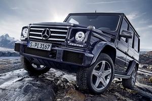 Авто Mercedes-Benz G-Класс, 2017 года выпуска, цена 7 595 000 руб., Магнитогорск