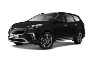Авто Hyundai Santa Fe, 2016 года выпуска, цена 2 789 000 руб., Санкт-Петербург
