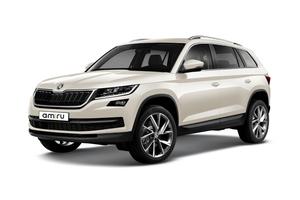 Авто Skoda Kodiaq, 2017 года выпуска, цена 2 716 800 руб., Ярославль