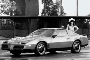 Trans Am купе 2-дв.