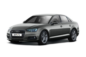 Новый автомобиль Audi A4, 2017 года выпуска, цена 2 290 986 руб., Москва