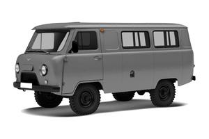 Авто УАЗ 39625, 2016 года выпуска, цена 685 490 руб., Москва