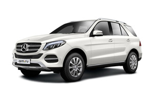Авто Mercedes-Benz GLE-Класс, 2017 года выпуска, цена 8 894 000 руб., Москва