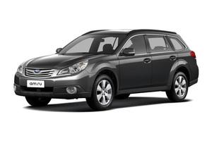 Автомобиль Subaru Outback, среднее состояние, 2010 года выпуска, цена 735 000 руб., Наро-Фоминск
