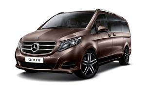 Авто Mercedes-Benz V-Класс, 2017 года выпуска, цена 6 547 533 руб., Москва