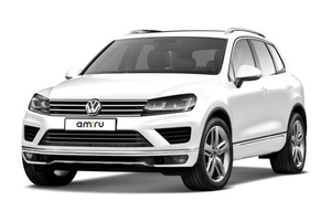 Авто Volkswagen Touareg, 2017 года выпуска, цена 3 933 000 руб., Санкт-Петербург