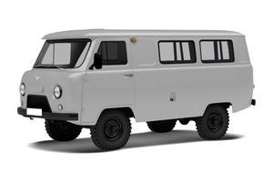 Авто УАЗ 39625, 2016 года выпуска, цена 642 000 руб., Краснодар