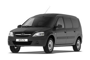 Подержанный автомобиль ВАЗ (Lada) Largus, хорошее состояние, 2015 года выпуска, цена 395 000 руб., Казань