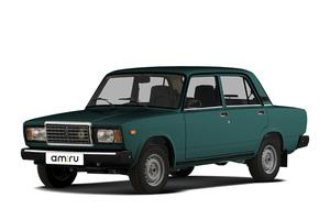 Подержанный автомобиль ВАЗ (Lada) 2107, среднее состояние, 2005 года выпуска, цена 40 000 руб., Химки