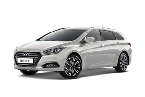 Авто Hyundai i40, 2017 года выпуска, цена 1 304 000 руб., Москва
