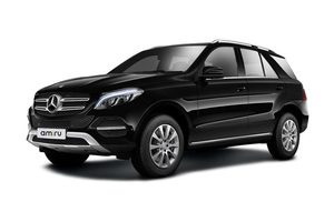 Авто Mercedes-Benz GLE-Класс, 2017 года выпуска, цена 4 569 786 руб., Москва