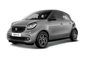 Авто Smart Forfour, 2016 года выпуска, цена 1 123 700 руб., Москва