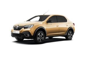 Renault Sandero Stepway хетчбэк 5-дв.