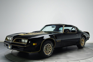 Trans Am Black Special Edition T-Roof тарга 2-дв.
