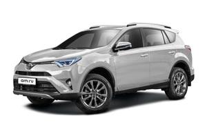 Новый автомобиль Toyota RAV4, 2016 года выпуска, цена 1 552 000 руб., Люберцы