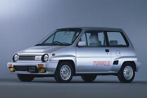 Turbo II хетчбэк 3-дв.