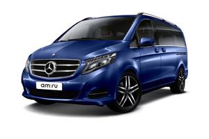 Авто Mercedes-Benz V-Класс, 2017 года выпуска, цена 6 814 232 руб., Москва