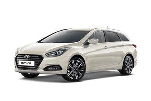 Авто Hyundai i40, 2017 года выпуска, цена 1 394 900 руб., Москва