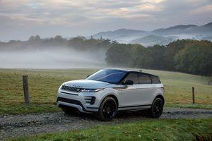 Land Rover Range Rover Evoque Кроссовер